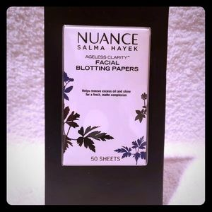 NUANCE Ageless Clarity Facial Blotting Papers
